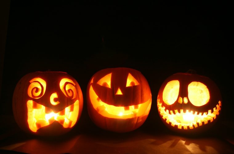 Calabazas de halloween - Decoracion calabazas halloween ...
